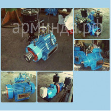 Роторный компрессор ВР 8/2.5 и агрегаты  (12)