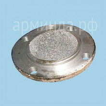 Крышка глухая водокольцевого компрессора ВВН 1-6