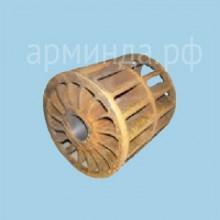 Колесо водокольцевого насоса ВВН1-6 ротор