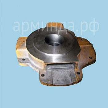 Торцевая крышка водокольцевого компрессора ВВН1-6 лобовина