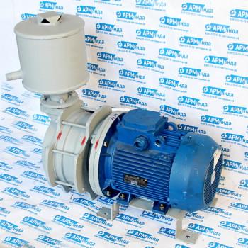 Водокольцевой насос ВВН 1-1,5 дв. 5,5 кВт х 1500 об/мин общепром
