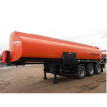 На бензовозы завода КАПРИ применяются донные клапана Normec (Нормэк)