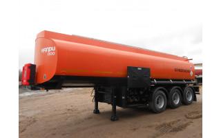 На бензовозы завода КАПРИ применяются донные клапана Normec (Нормэк).