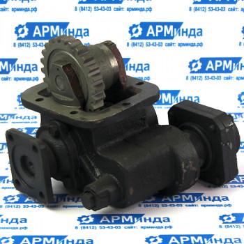 Коробка отбора мощности бензовоза МАЗ 500 ТЗА 7,5 с электромагнитным клапаном