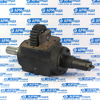 Коробка отбора мощности автокрана КС-3577-2.14.100