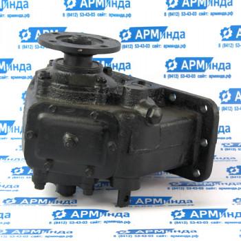 Коробка отбора мощности на раздатку ЗИЛ 131 с механическим включением