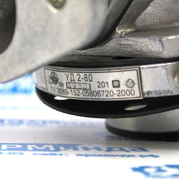 Дыхательный клапан бензовоза УД 2-80 с огнепреградителем ОП Ф-50 EN13082, EN14595