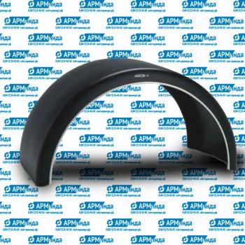 Крыло PARLOK 430x1900 R650 (для одинарных колес)