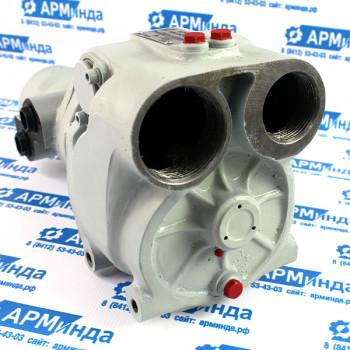 Насос топливный шиберный СШН-50/600 с гидромотором