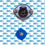 Розетка 6-контактная ЕN 13922 4103E-EURO