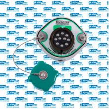 Розетка 10-контактная EN13922 4403E