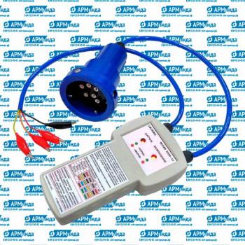Тестер ТСПП оптической системы предотвращения перелива