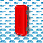 Ящик огнетушителя 6кг диам.160мм 295x215х620(H) ,без окошка