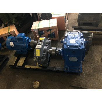Агрегат насосный битумный ДС-125