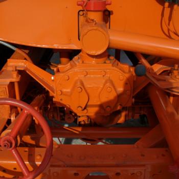Насос битумный ДС 39Б 03.01.000 (резьбовые отверстия по бокам корпуса)