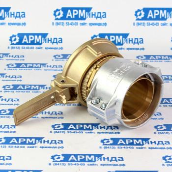 Соединение бензовоза Elaflex MKS80BR