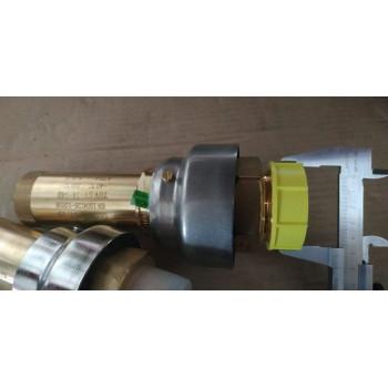 Предохранительный клапан 06505 с защитным колпачком Gondrom автоцистерны