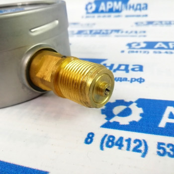 Манометр избыточного давления ДМ8008-ВУф 0-4 кгс/см2 кт.1,0