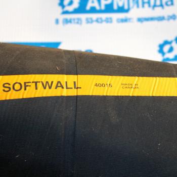 """Шланг напорный для выгрузки цемента Ду 102 мм (4"""") Continental Contitech Dry Cement Softwall 150 4"""""""