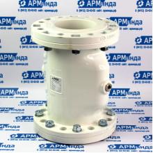 Пережимной клапан АКО VF 100 mm