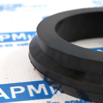 Уплотнительное профильное кольцо быстросъемного соединения цементовоза