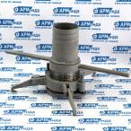 Мучной усиленный  захват к4-хсв d-100 мм (замок с быстросъемным захватом)