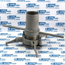 Мучной захват к4-хсв d-100 мм (замок с быстросъемным захватом)