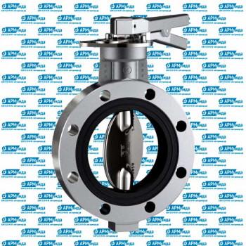 Заслонка Burgmer DN100 NBR BA-16 для цементовозов