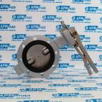 Заслонка поворотная Walgo DN100 для цементовоза