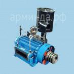 Компрессор ВР-8/2.5 в полной комплектации с сист/смазки, шкив, воздушный фильтр, масловлагоотделитель