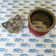 Гильза блока цилиндра с поршнем компрессора Bekomsan 102