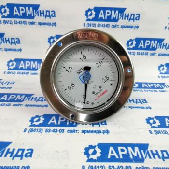 Виброустойчивый манометр МП-100 показывающий МП