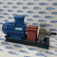 Насос Corken Z-2000 с электродвигателем 5,5 кВт
