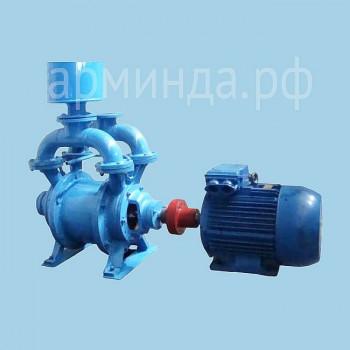 Водокольцевой насос ЖВН-12 Н